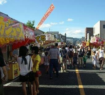 伊賀市民夏のにぎわいフェスタ