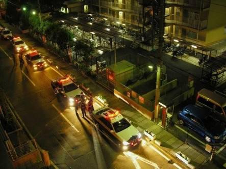 【名張市】名張市夏見のHOS名張アリーナ駐車場で死亡事故発生