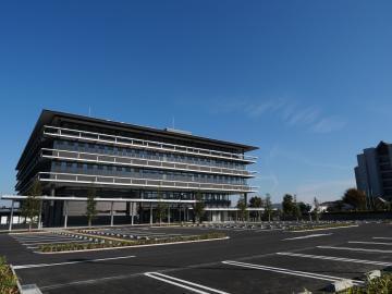 【伊賀市】伊賀市役所新庁舎が2019年1月4日についに開庁!!