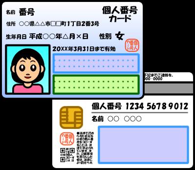 マイナンバーカード