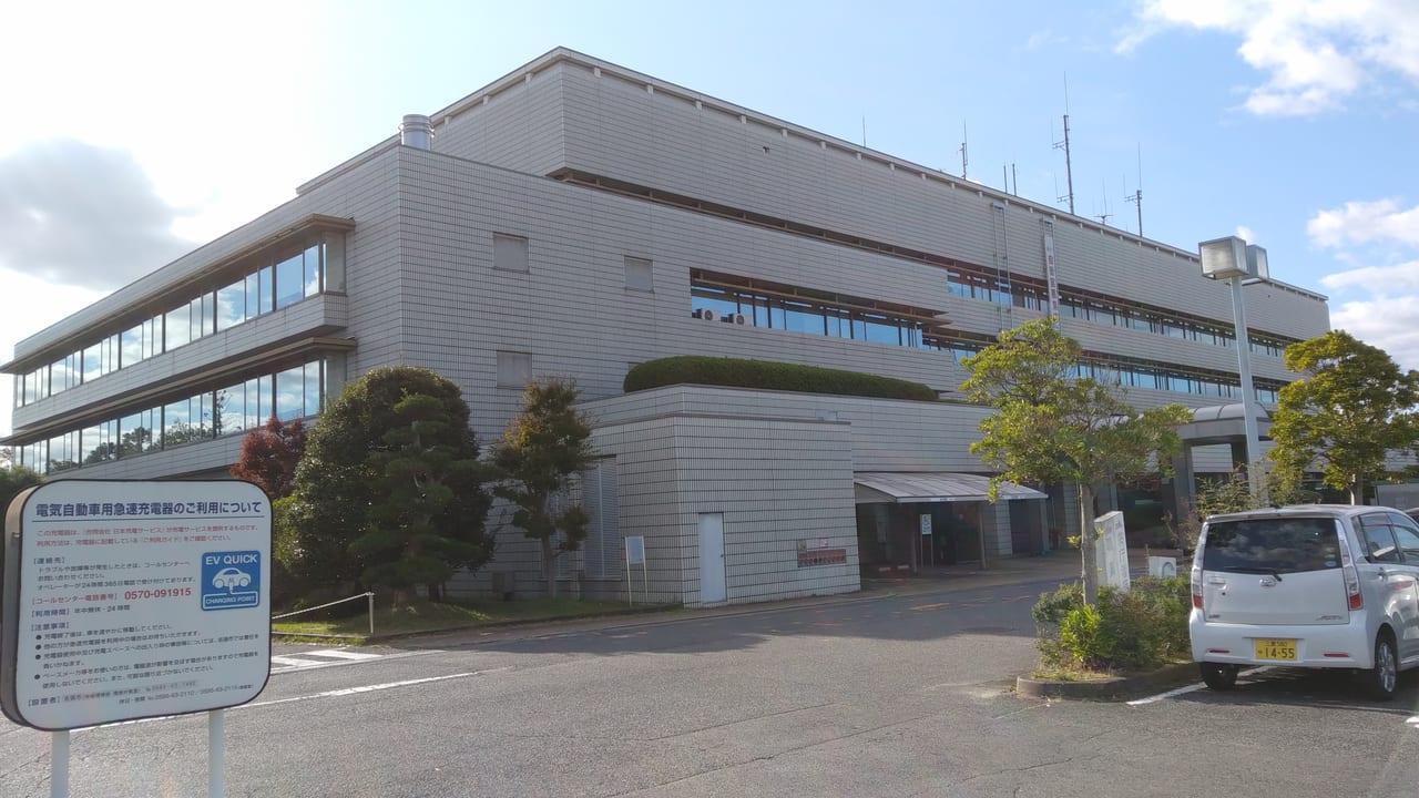名張市役所庁舎